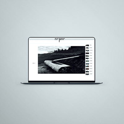 Site web d'Arpar Architecture