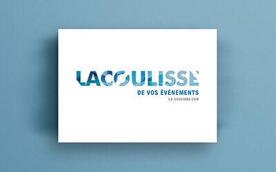 Identité visuelle et présence web de La Coulisse