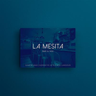 Nouvelle identité de La Mesita